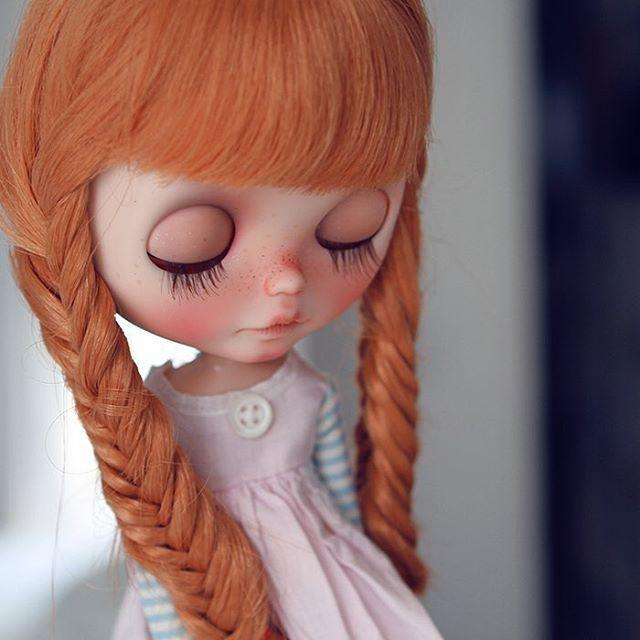 #dearlelegirl #rbl #blythe #customblythe #blythecustom #doll #K07 #K07doll