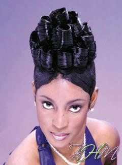 Updo Hair Styles Blackhairmedia Com Black Hair Updo Hairstyles Natural Hair Updo African Hair Braiding Styles