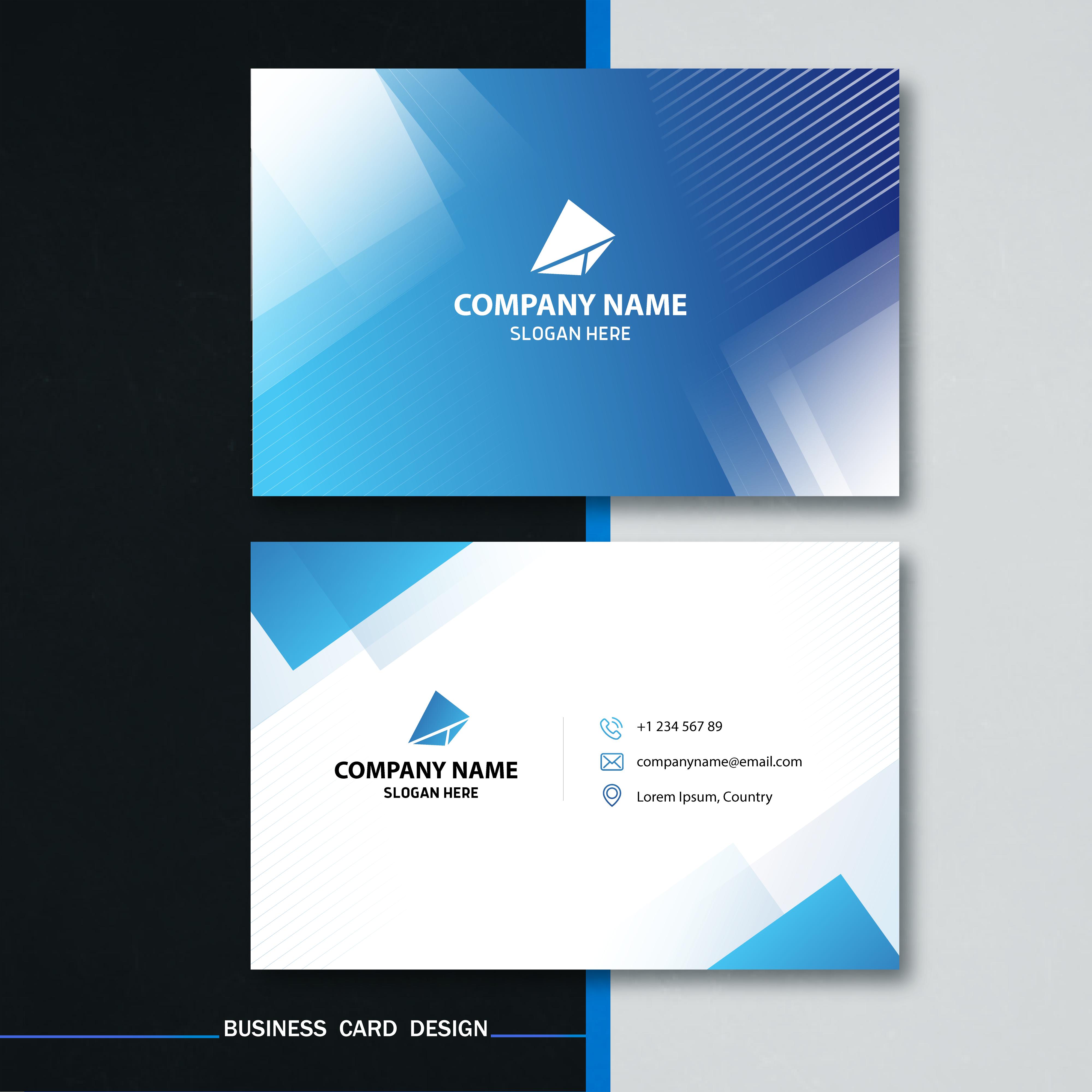 Business Card Business Card Design Card Design Cards