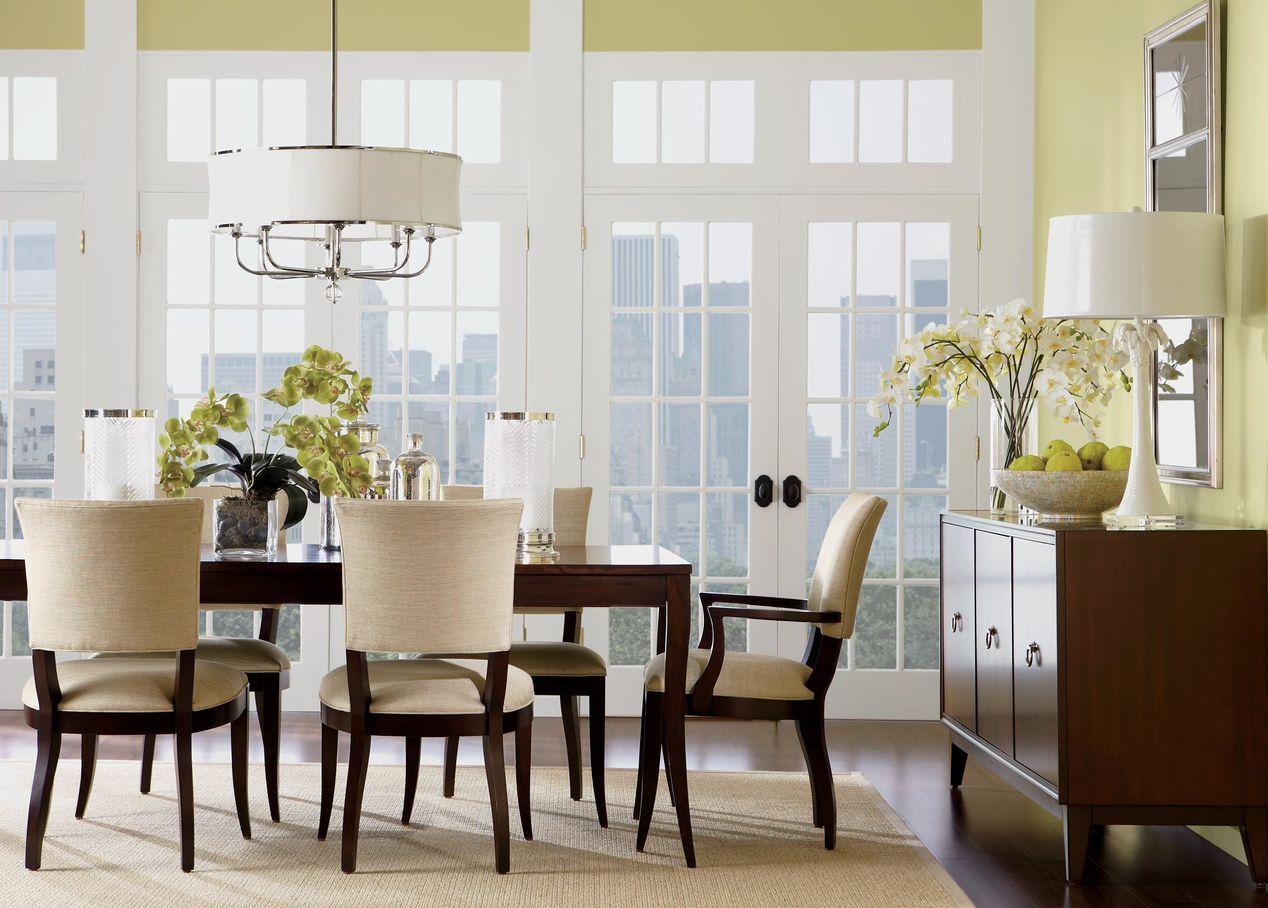 Superb Barrymore Dining Table   Ethan Allen