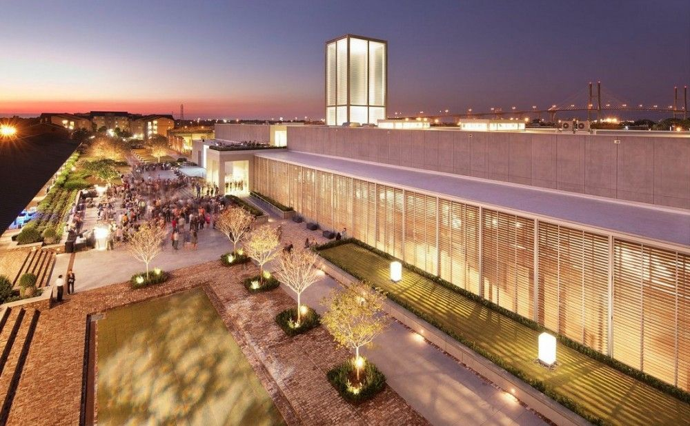 SCAD Museum of Art / Sottile & Sottile and Lord Aeck Sargent © SCAD
