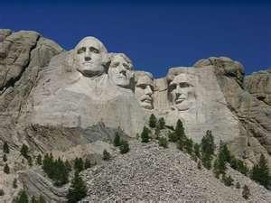Mt Rushmore, USA