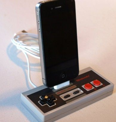 Nintendo Controller Docking Station