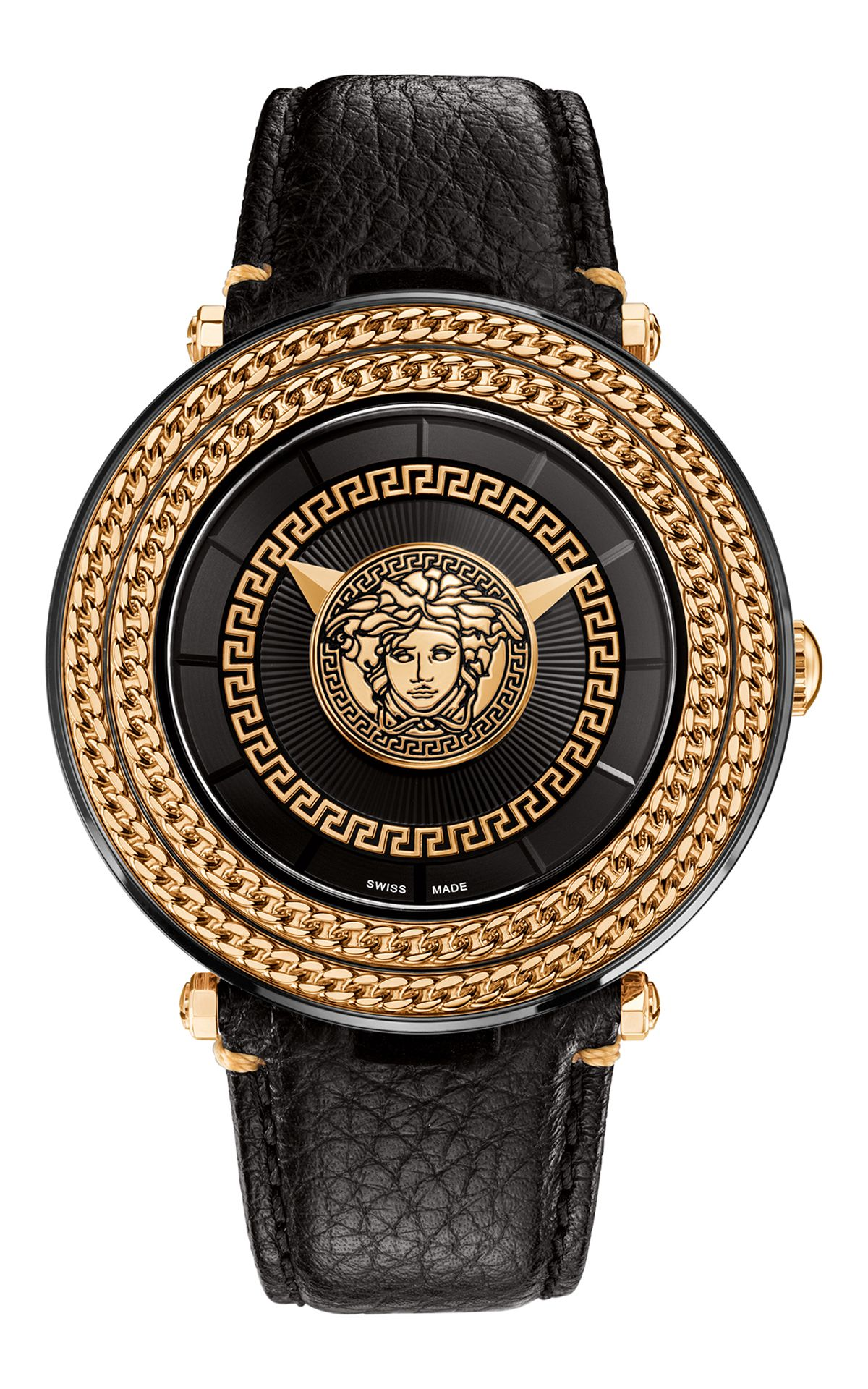 384b195a56a Versace V-Metal Icon
