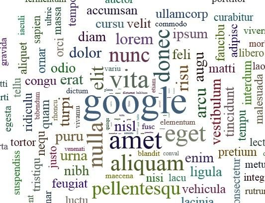 Awesome Tag Cloud Plugin with jQuery and Html5 Canvas - awesomeCloud