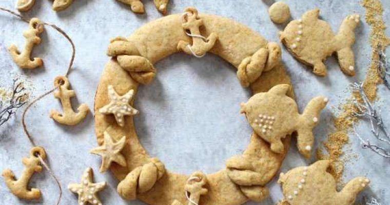 Photo of Ghirlanda di biscotti estivi senza lattosio senza uova senza burro – orologio yummyo & # 39 ;.