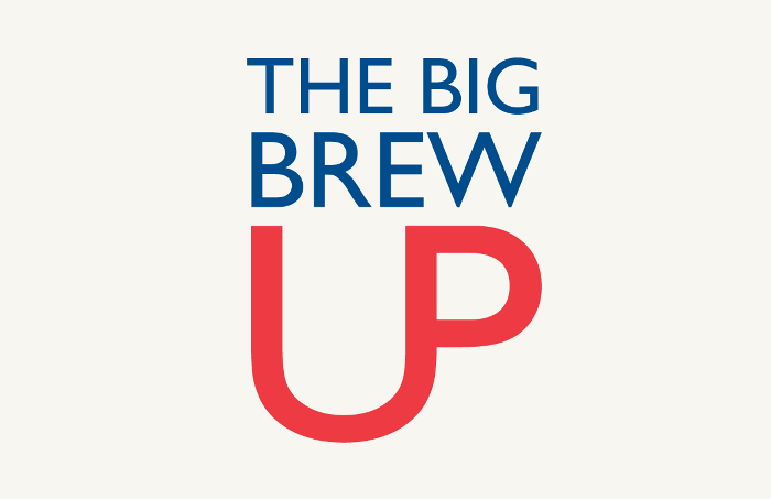 The big brew up #graphicdesign #design