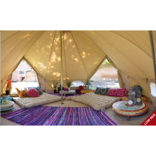 My tent! Sandstone Bell Tent | Boutique C&ing  sc 1 st  Pinterest & My tent! Sandstone Bell Tent | Boutique Camping | Camping ...