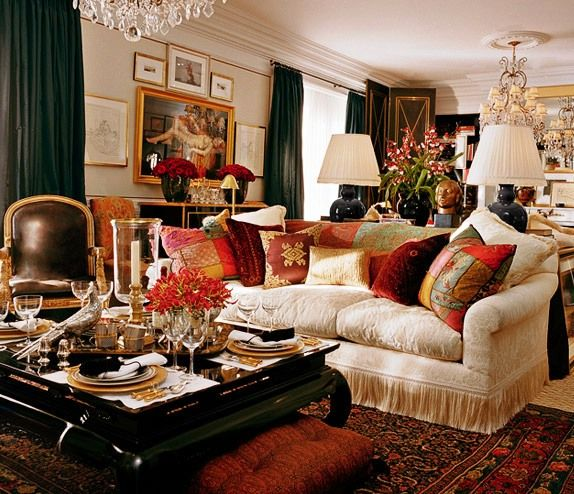 Ralph Lauren Home  Deco  Pinterest