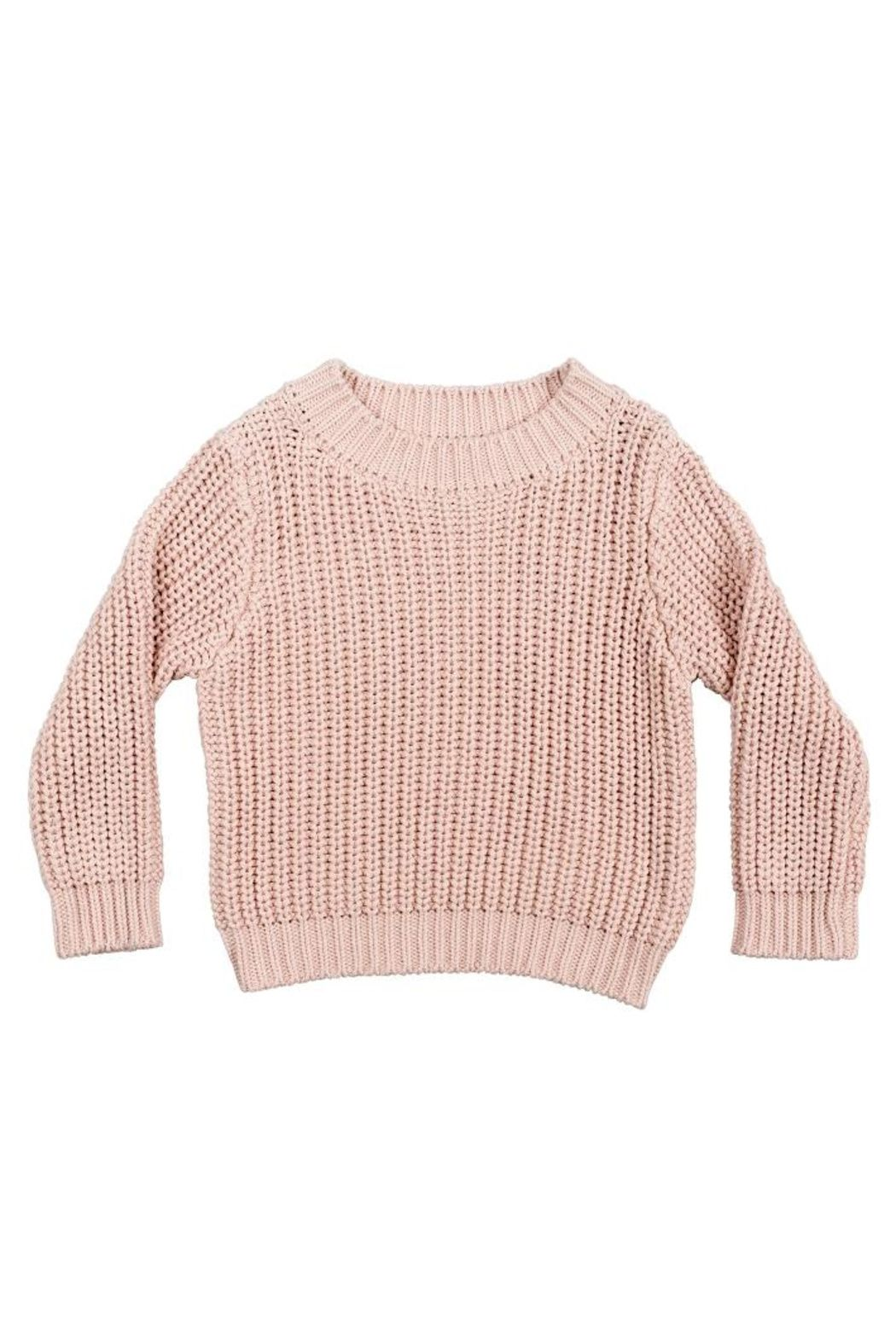 6bd700db5 Huxbaby Chunky Knit Sweater