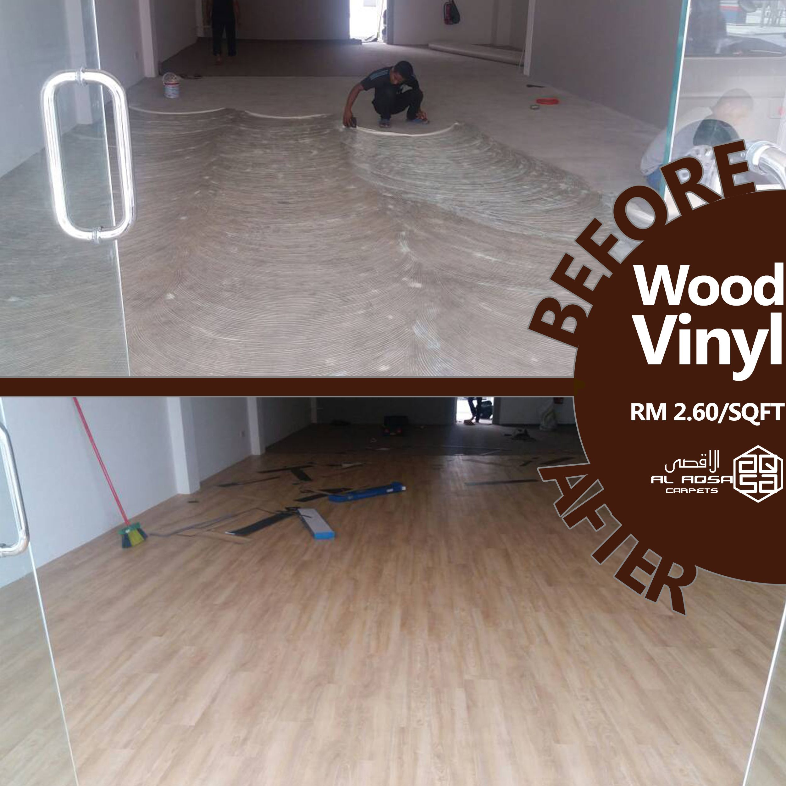 Not Sure Which Flooring Is Best For Your Needs Alaqsa Carpets Will Help You Find A Perfect Match Look At T Vinyl Flooring Pvc Flooring Wood Vinyl