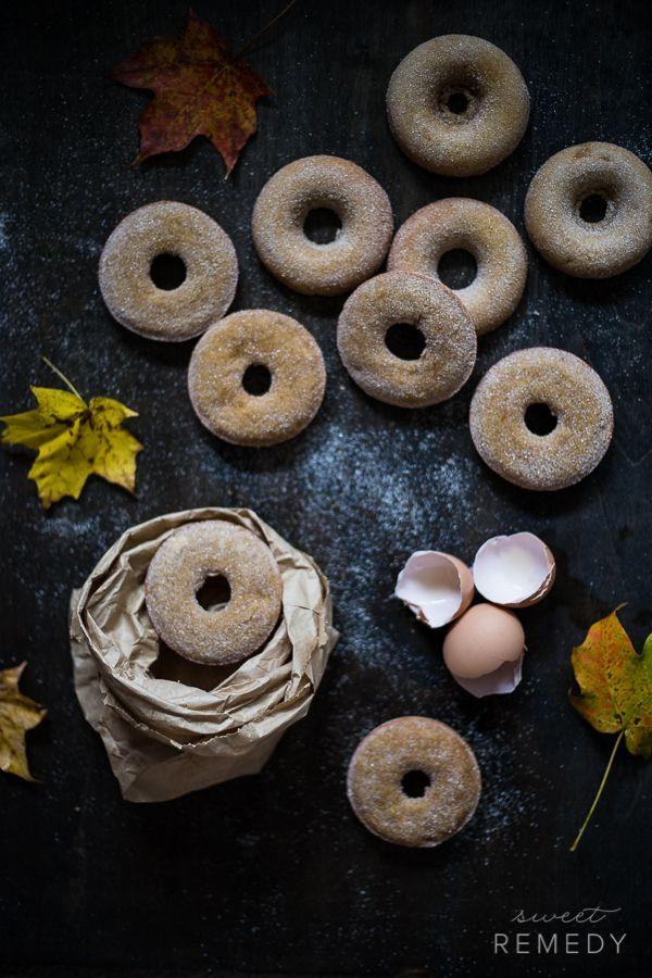 Acorn Squash Donuts - A Video Recipe!