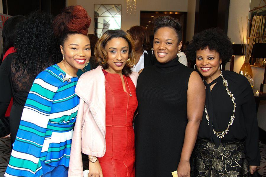 Ebony's Women Up Chicago Brunch