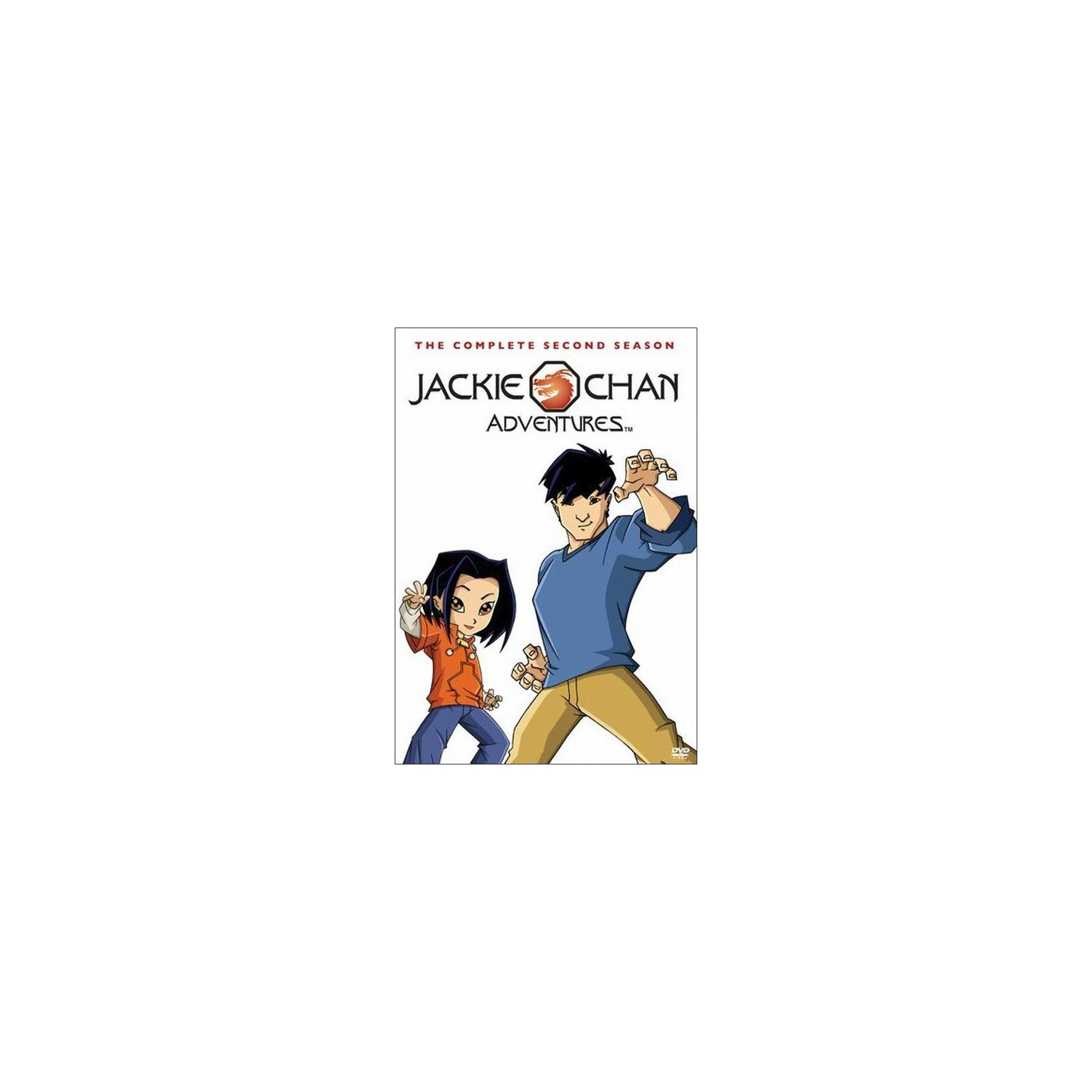 Jackie Chan Adventures: The Complete Second Season (DVD ...