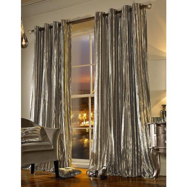 Kylie Minogue Iliana Curtains Praline Kylie Minogue At Home Curtains Living Room Kylie Minogue Curtains