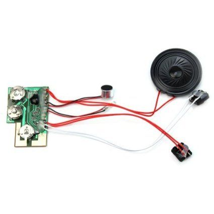 10secs 10s Sound Voice Audio Recordable Module Chip Greeting Card Music Recorder