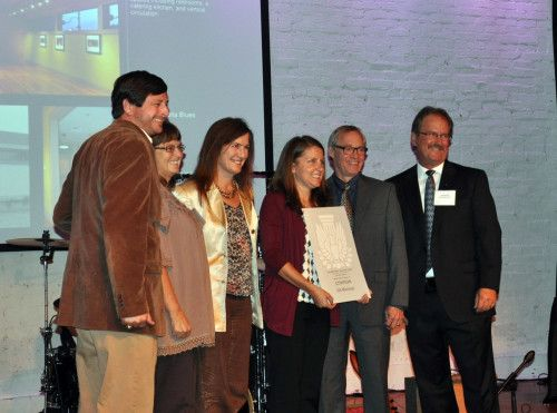 Delta Blues Museum, Clarksdale, Mississippi AIA Award ...