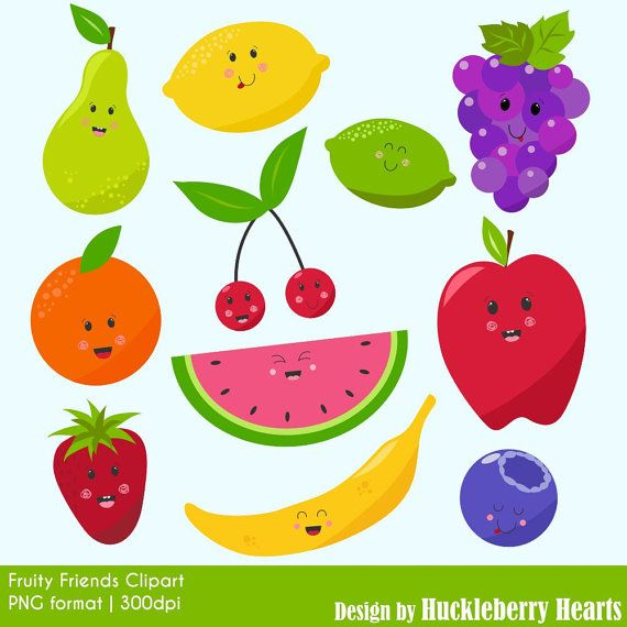 picture about Printable Fruit Pictures titled Fruit Clipart, Electronic Fruit, Fruit Graphics, Printable