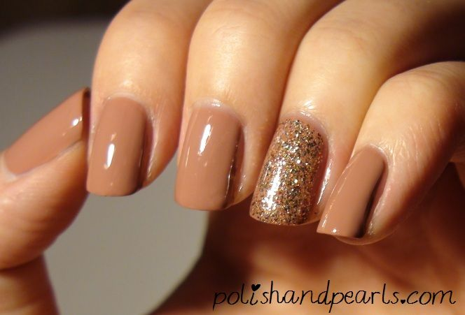 My favorite thing to do lately, is wear a very neutral color with a ...