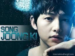 Resultado de imagen para song joong ki aegyo