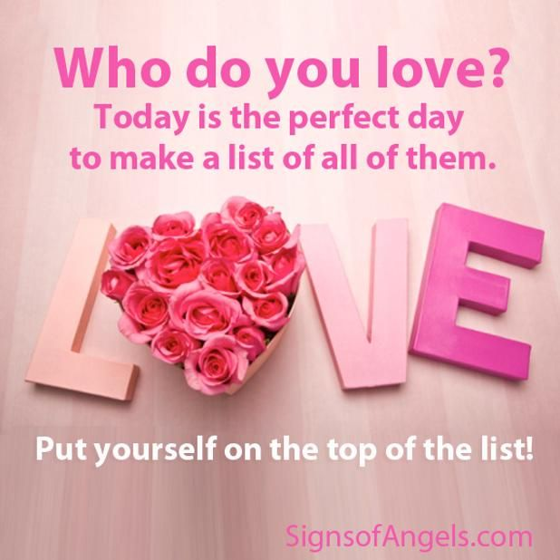 Happy Valentine\'s Day from Signs of Angels! | Daily Inspirational ...