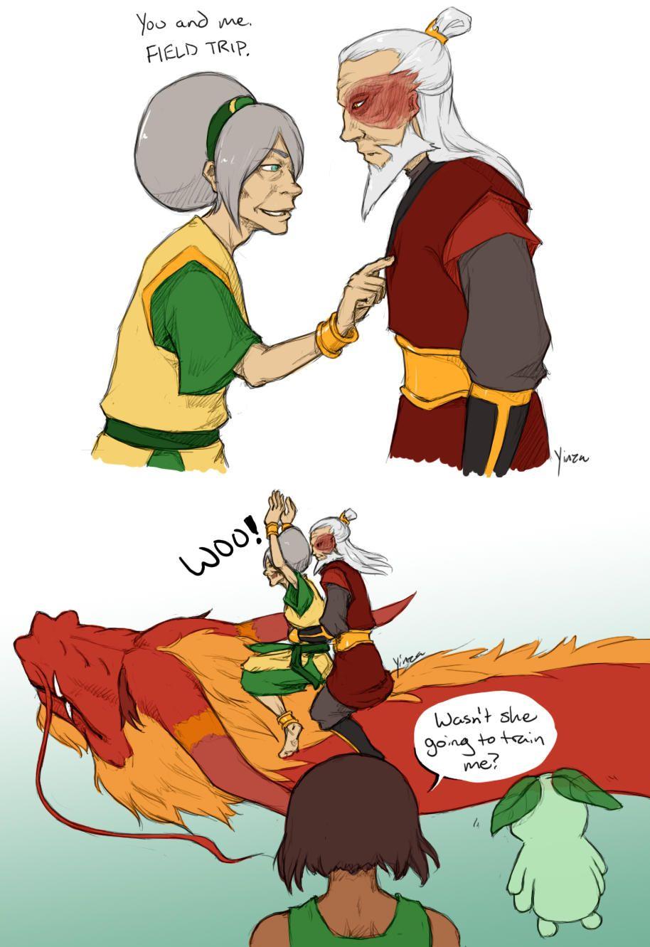 [Image - 850931]   Avatar: The Last Airbender / The Legend of Korra