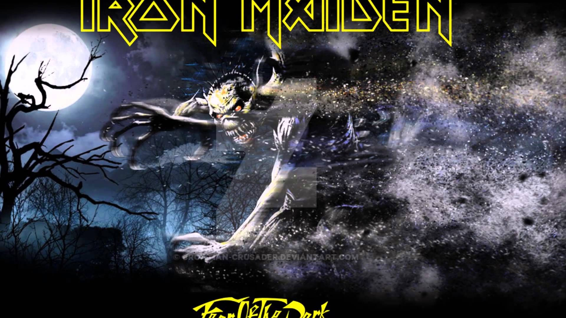 Iron Maiden Fear Of The Dark Wallpapers Photo On Wallpaper 1080p