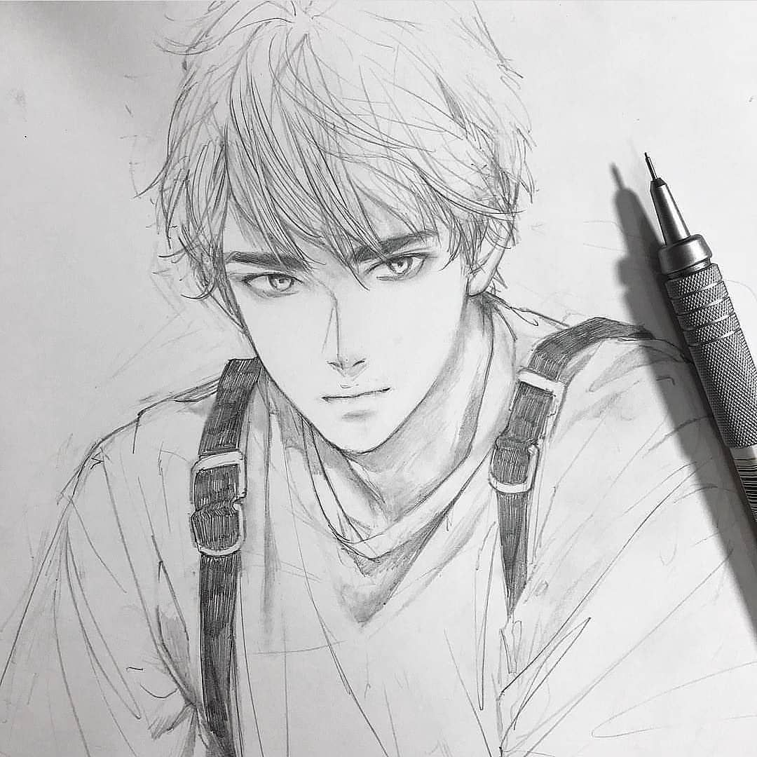 Who Is Your Favorite Comment Put The Hashtag Anime Drawings Sketches Manga Drawing Anime Drawings Boy