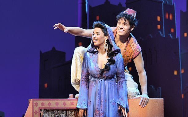 Broadway's Aladdin announces first North American tour
