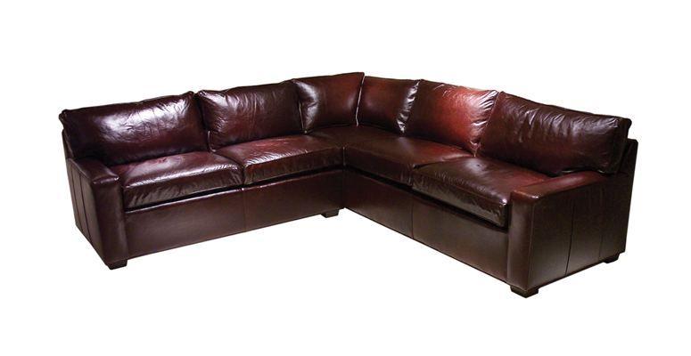 Alex Leather Collection - 79\u201d, 2 cushion sleeper \u003d $2,150 - 79\u201d, 2