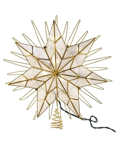 Star Christmas Tree Topper Balsam Hill Epic Christmas