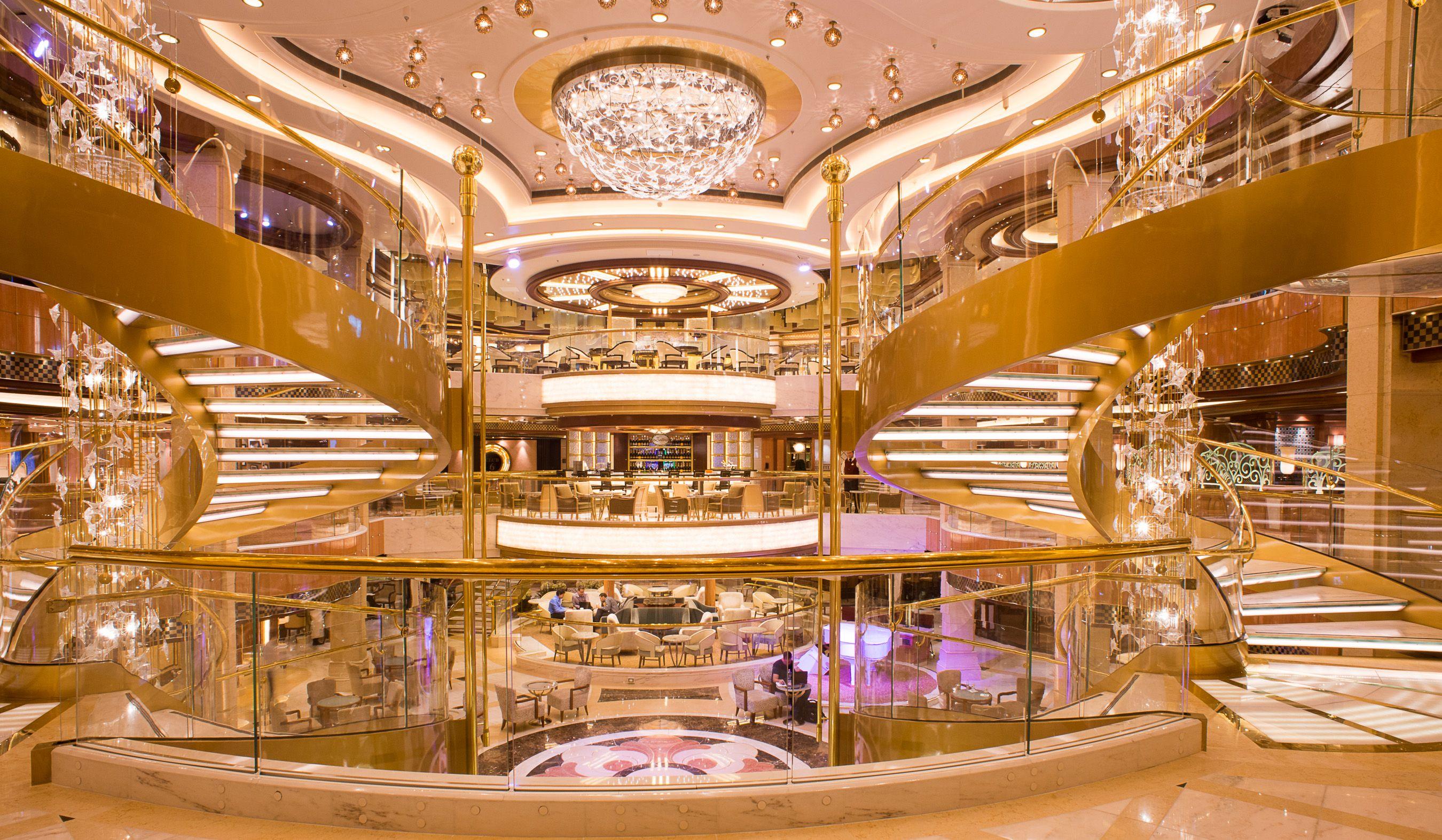 Cruise Ship Interior Google Search Gallivanter
