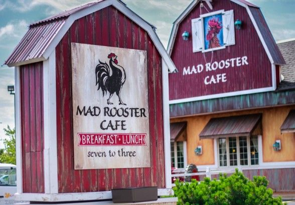 Done Mad Rooster Cafe Milwaukee Wi Best Breakfast Brunch Trip Planning Cafe Milwaukee Wi