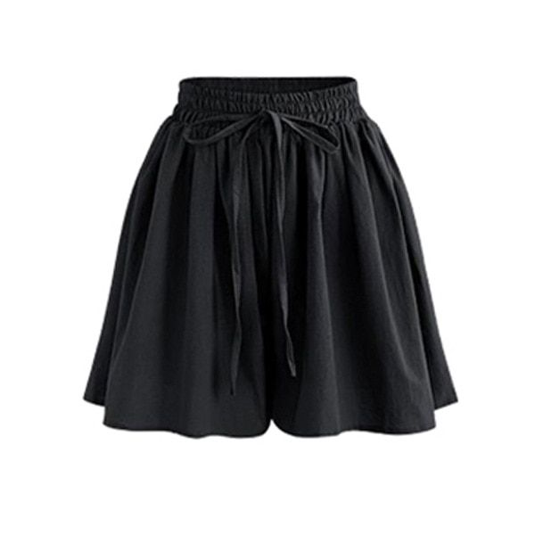 Summer Women Shorts High Waist Loose Chiffon Shorts Plus Size 6XL Female Slacks Large Size Shorts 8001 | nabitoo.com