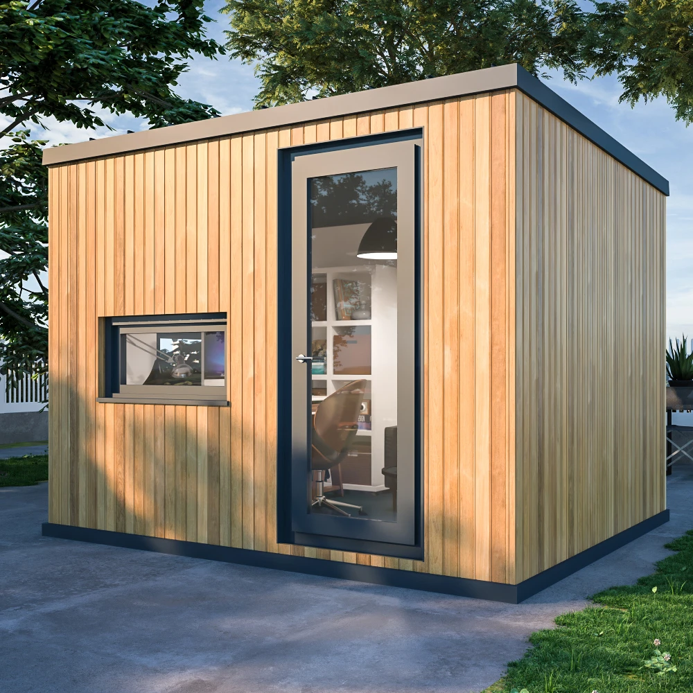 Office Pods, Portable Buildings