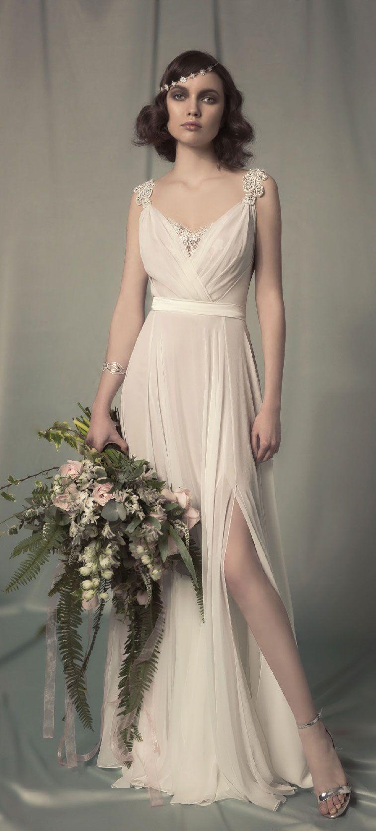 dd35c94b74 Hila Gaon 2018 Wedding Dresses  weddingdress  weddinggown  bridalgown   wedding  weddinggowns