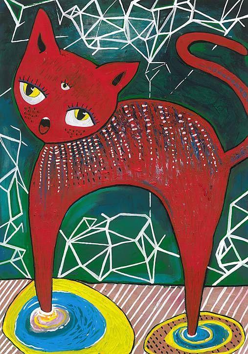 violabluff / Mačka