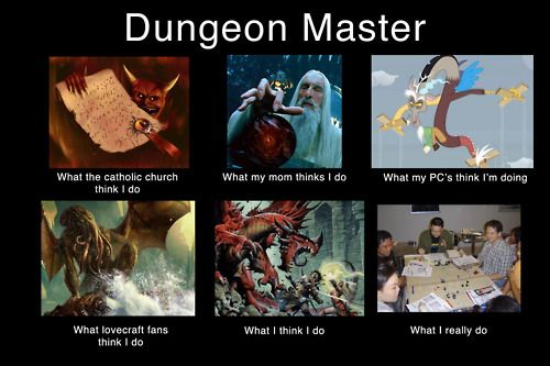 Dungeon Master With Images Dungeons And Dragons Memes D D