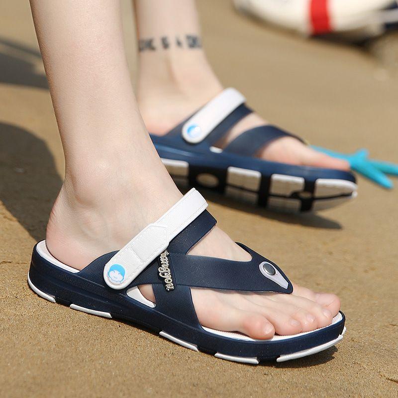 553bcf2aa89b Men s Slip On Sandals Crocs Style  mensfashion  sandals