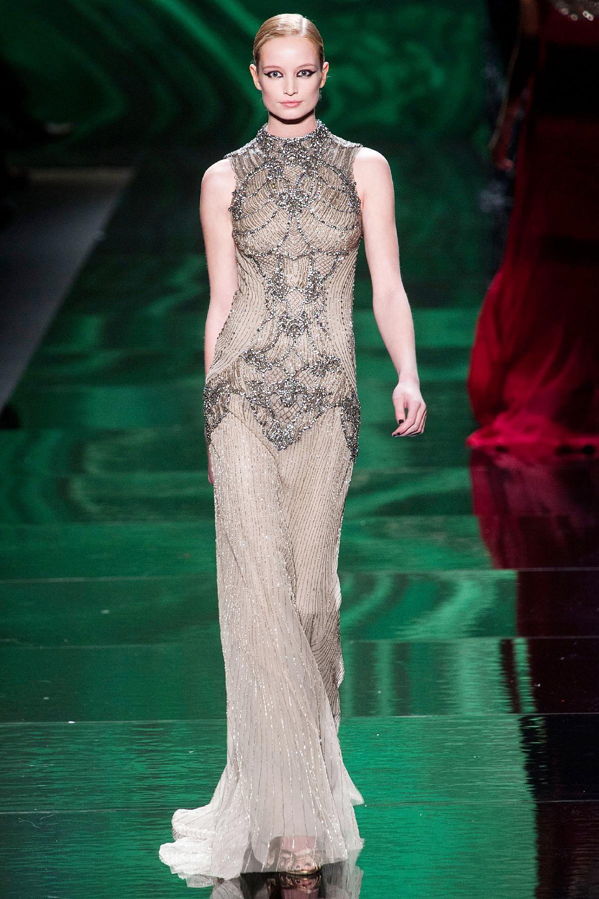 Monique lhuillier fall 2013 rtw fashion show in 2020