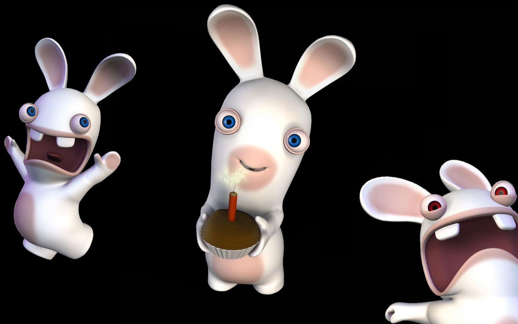 Fond cran p ques les lapins cr tins images p ques pinterest les lapins cr tins fond - Lapin cretin image ...