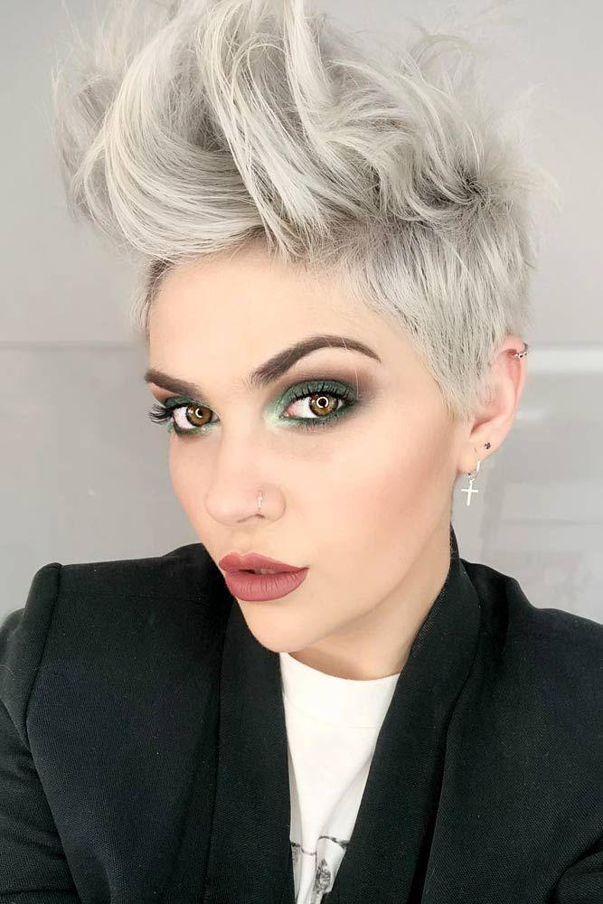 24 Chic Short Haircuts Ideas For Trendy Women Short Haircuts
