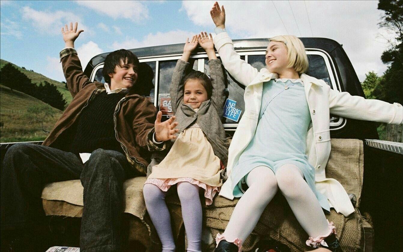 Leslie, Jess, and Maybelle Bridge to terabithia, Film