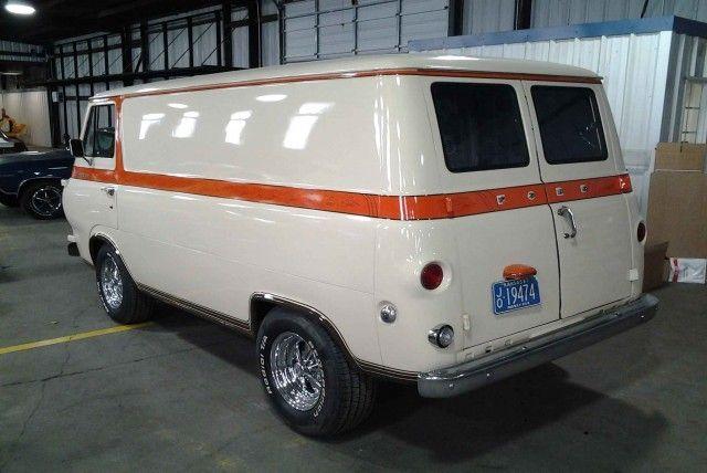 1967 Ford Other Classic Car Liquidators Ford Van Vintage Vans