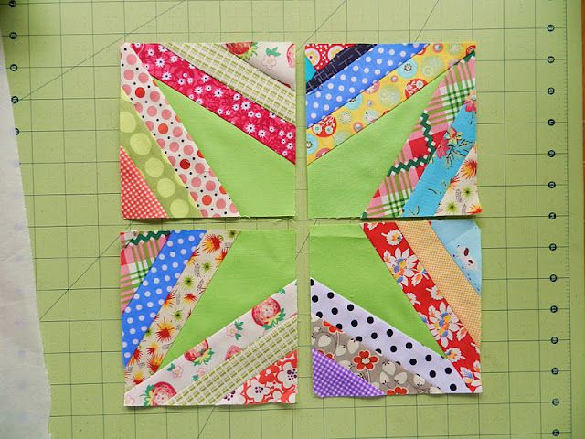 Molly Flanders: How To {make that block}