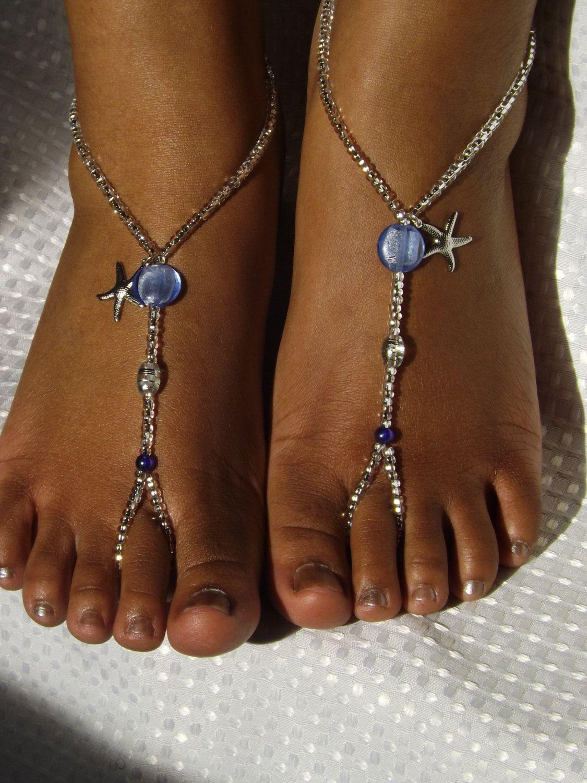 Starfish Barefoot Sandals Di