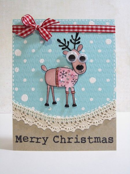 this is a very funny and cute Christmas card Cards Cards Cards