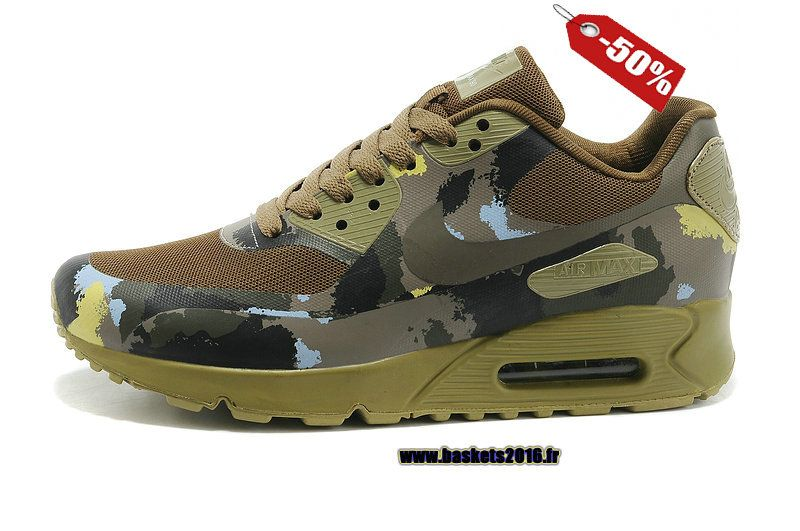 check out 19631 d757a Chaussures De Basketball Pas Cher Homme Officiel Nike Air Max 90 VT
