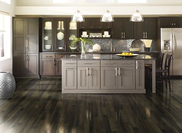 Black Hardwood Flooring Unique and Stunning! Shaw hardwood