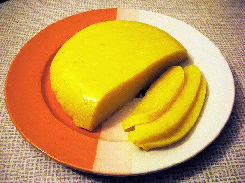 домашний сыр из молока и творога рецепт с фото